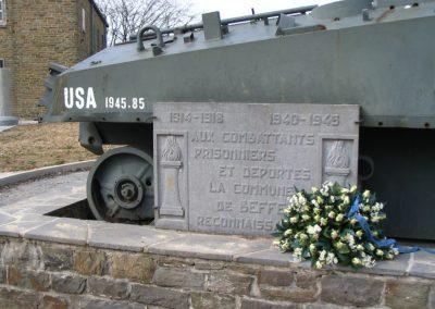 Stone plaque Beffe