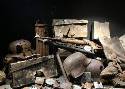 Rusty equipment